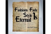 For Fashion Clients / by Holly Winn