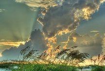 Clouds / by Chundra Daniels