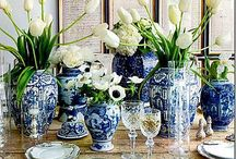 Tablescapes and Centerpieces / by Debbie @ Confessions of a Plate Addict