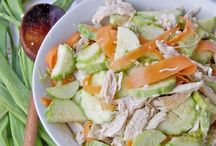 Recipes: Salads etc. / by Moon Flower