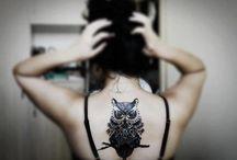 Beautiful Ink / by Brandi Palomaki-Hartsell