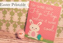 Seasonal Printables / A place to find those seasonal printables you want to reuse year on year. / by Rosie Quinn