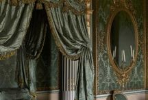 The State Bedroom / The State Bedroom is one of the prized jewels of Harewood House, Yorkshire. Containing the most famous Chippendale bed and the valued Diana and Minerva commode, this room is an example of why Harewood is one of the most beautiful heritage sites in Yorkshire. / by Harewood House