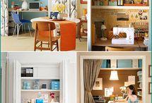 Personal space ideas / by Pamela Sada