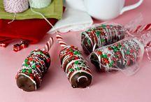 Christmas crafts / by Heather Heinzer