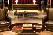Lobby & Lounge / by TIFFANY Sim