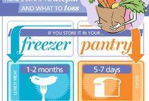 Freezer / by Dealin and Dishin