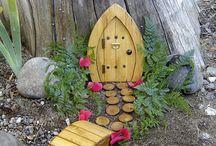 Fairy Tale Garden / by Marjorie Pepmeier