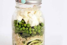Healthy meals / by Pine-Cone Accommodations