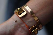 Bijoux / Jewelry finds... / by Meara Demko