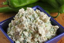 Hatch Green Chile Recipes / by Mina Bunyard