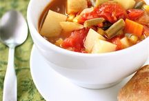 Soup,Salads,and Wraps / by Adreana Gomez