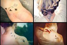 Tatuajes / by Julia Chamorro