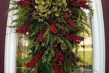Christmas wreaths  / by Marianne DeAngelis
