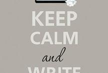 Keep calms... / by Patricia Pirota