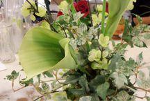 Silk Floral Arrangements / by Rickey Heroman