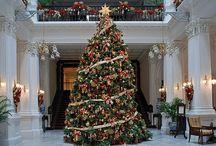 Christmas trees / by Nat Ellena