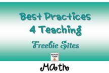 New Freebie Site / Several curriculum developers have come together to share free lessons, downloads, and activities with all of the teachers out there in the world!  Come and repin us and visit our new website at www.bestpractices4teaching.com!  You can watch us grow or maybe even become a contributor! / by Jennifer Ayers