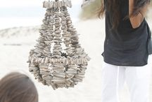 Wood, Silverware, Wire n Shells / by Margo Cabaniss