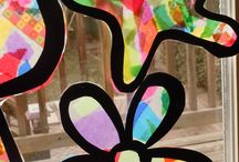 Tissue Paper/Stained Glass / by L.r. Smith
