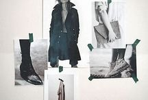 Mood boards and design development / by Blink London
