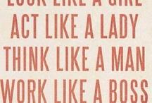 Quotes / by Bobette Black