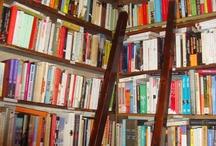 Bookworm  / by Stephanie B