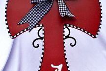 Roll Tide / by Amy Hargrove