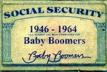 Baby Boomers - 50's 60's 70's Favorites / As a Baby Boomer, it's fun to look back at the trends in my life. Technology inroads has made life interesting with the speed of change. The memories are fun. / by Blanche Hayden