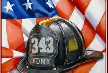 Firefighter Ideas / by Courtney Cloe