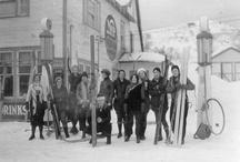 Utah Ski History / by Ski Utah