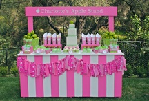 apple / Ideas for an apple themed party by Bloom Designs Online / by Bloom Designs- Jenny Raulli