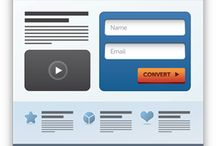 Landing Page Examples / by Robin Good