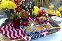 4th of July / Celebrate the 4th of July with recipes, decorating tips and craft ideas from Donna Erickson and more. / by Pioneer Press / TwinCities.com