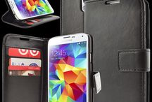 Luxury Samsung Galaxy S5 Wallet Cases / Samsung Galaxy S5 Wallet Cases / by c a s e e n