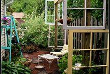 Garden Ideas / by Janet Strawder