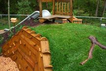 Natural playgrounds / by Paige McMerritt