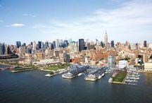 NYC Skyline / by Crain's New York Business