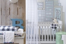 Nursery Decor Inspiration / by OnlineFabricStore