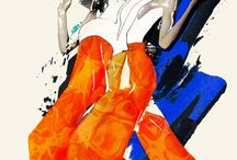 Ilustration / by Rafael Falco