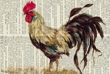 Roosters / by Sharlyn Ricks