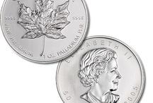 Palladium Bullion Coins & Palladium Bars / by Ausecure Gold & Silver Coins