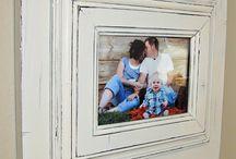 frames / old windows / by Cheryl Robinson Tam