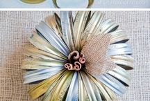 Holidays DIY / Ideas for Halloween, Xmas, Valentine's day, Easter... / by Josée Caron