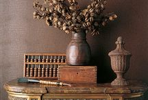 Darling Decor / flower arrangements, holiday decorations,  / by Amie