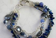 Beading Bracelets / Beautiful bracelets & inspiration for creating your own / by Terri Belt