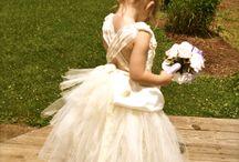 Flower girl, ring bearer, bridesmaids, groomsman / by Samantha Taffer