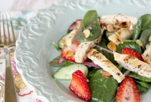 Salads and dressings / by Jen Reichenbach