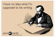 Writing / by Brigitte Rox
