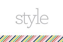 S E C T I O N  :: Style / by Pencil Shavings Studio